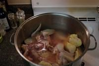 Homeade Poultry Stock